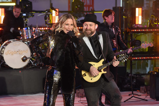 Sugarland releasing track with Taylor Swift