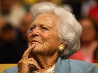 Photos: Remembering Barbara Bush