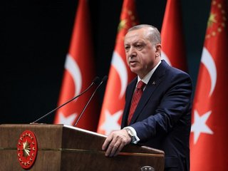 Erdogan moves up Turkey's election by months