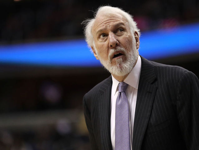 Gregg Popovich offers praise for March for Our Lives, chastises Trump,  'hidden' politicians