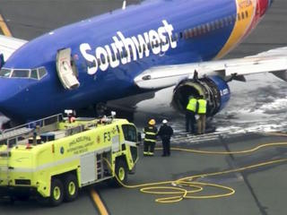 Some Southwest flights canceled for inspections