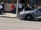 Van strikes pedestrians on busy Toronto street
