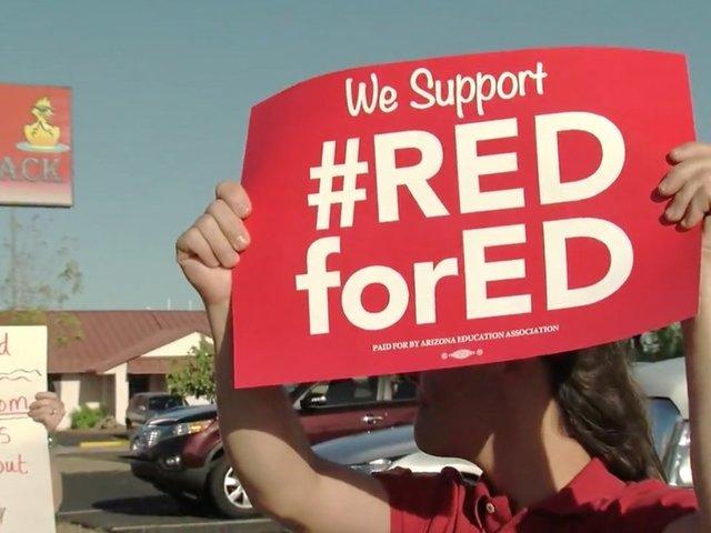 Questions remain over Arizona teacher raises