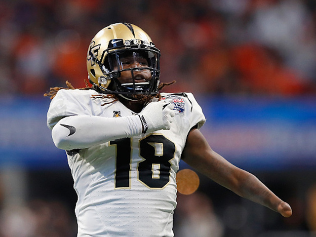 Seattle Seahawks draft Shaquem Griffin, linebacker with one hand