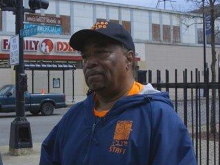 Former gang leader wants a safer Chicago