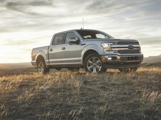 Ford shuts down Mo. F-150 production line
