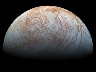 NASA finds evidence of water plumes on Europa