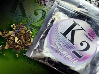 Possible synthetic marijuana hospitalized 25
