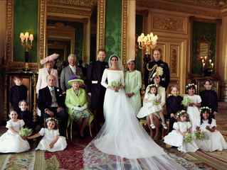 Harry and Meghan's official Royal Wedding photos