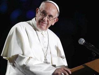 Pope Francis tells gay man God loves him