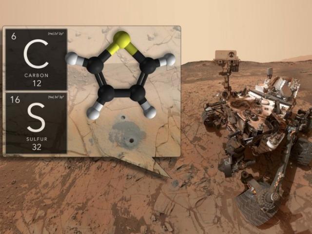 Resultado de imagen de curiosity nasa news organic