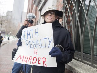 Death sentences have dropped dramatically