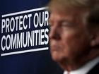 Trump defends detention center conditions