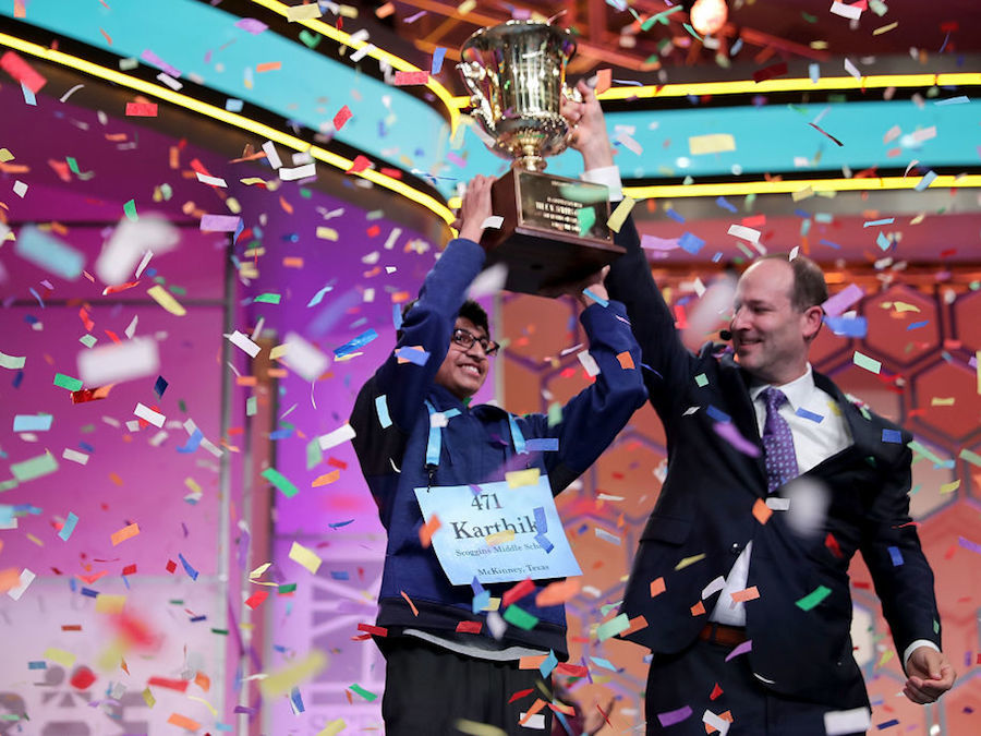 Gas Prices In Arizona >> Scripps National Spelling Bee releases 2018-2019 Great ...