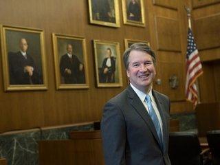 Trump picks Brett Kavanaugh for Supreme Court