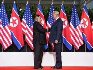 Trump claims 'great progress' with N. Korea