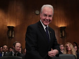 HHS watchdog releases report on Price's travel