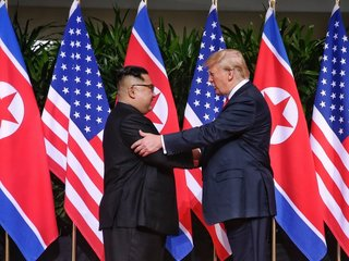 US, NK to coordinate return of veterans' remains
