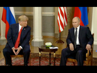Trump and Putin summit underway in Helsinki