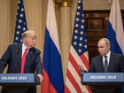 Trump surprised at criticism of Putin conference