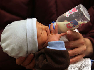Alcohol in breast milk affects kids' cognition