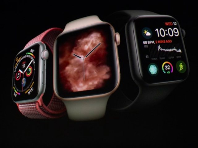Apple Event New IPhones New Watch That Detects Heart - 2018