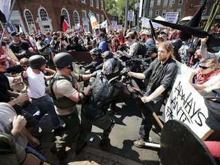 4 men indicted for Charlottesville protests