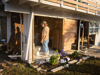 Photos: Hurricane Michael damage
