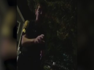 Officer fired after saying he's 'trigger happy'