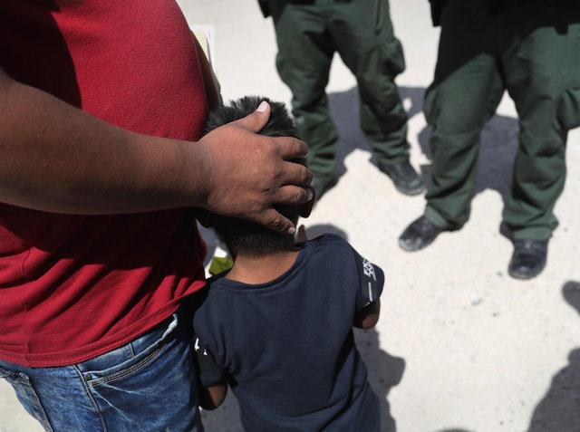 Image result for Record 14,000 unaccompanied immigrant children in US custody, HHS confirms
