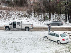 Snowstorm: 500 car wrecks in 11 hours, 1 death